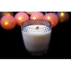 """Sojų vaško žvakė """"Vyriškumas"""""""