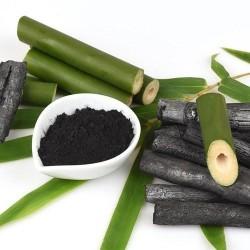 Bambuko aktyvuota medžio...
