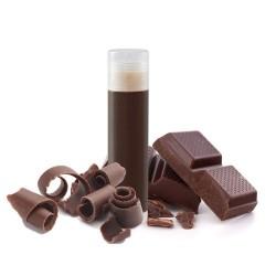Šokoladinis lūpų balzamo...