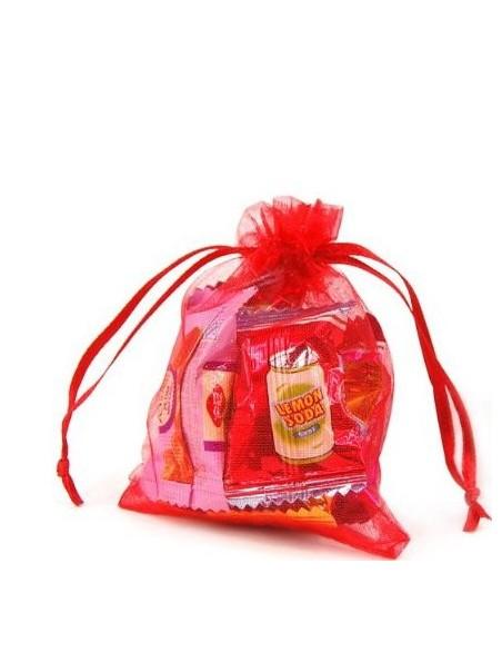 Dovanų maišelis (raudonas)