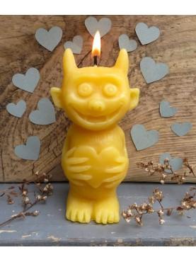 """Žvakė """"Velniukas"""""""