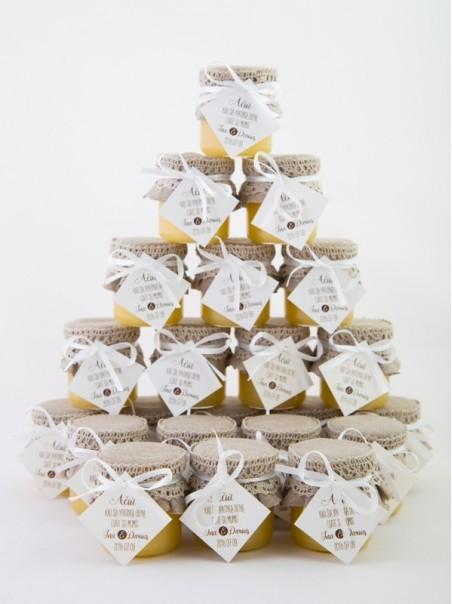 Medaus dovanėlė su kortele