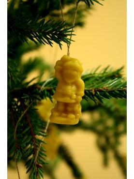 Kalėdų eglutės žaisliukas - Kalėdų senelis