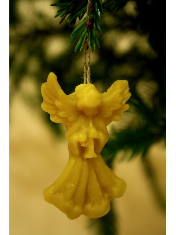 Kalėdų eglutės žaisliukas - Angelas
