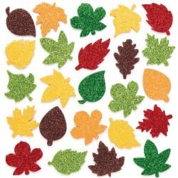 Lipnūs medžių lapai
